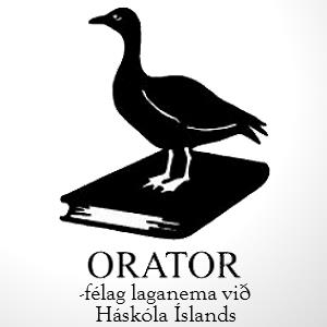 Orator, Law Department