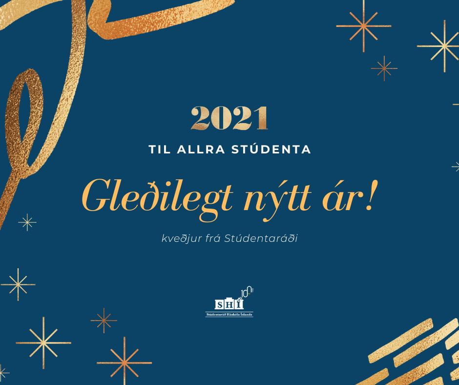 Annáll Stúdentaráðs 2020